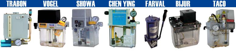 Lubrication Systems Showa Bijur Vogel Trabon Daikin